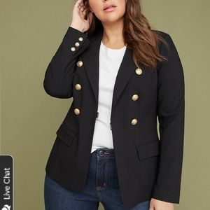 Lane Bryant Suit Jacket
